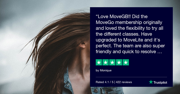 Trustpilot Review - Monique